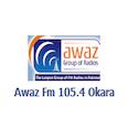 listen Radio Awaz FM (Okara) online